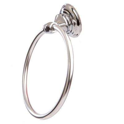Highlander Collection Towel Ring in Chrome