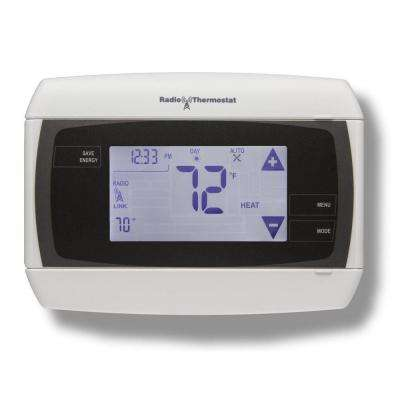 CT32 7-Day Programmable Thermostat (Z-Wave Enabled)