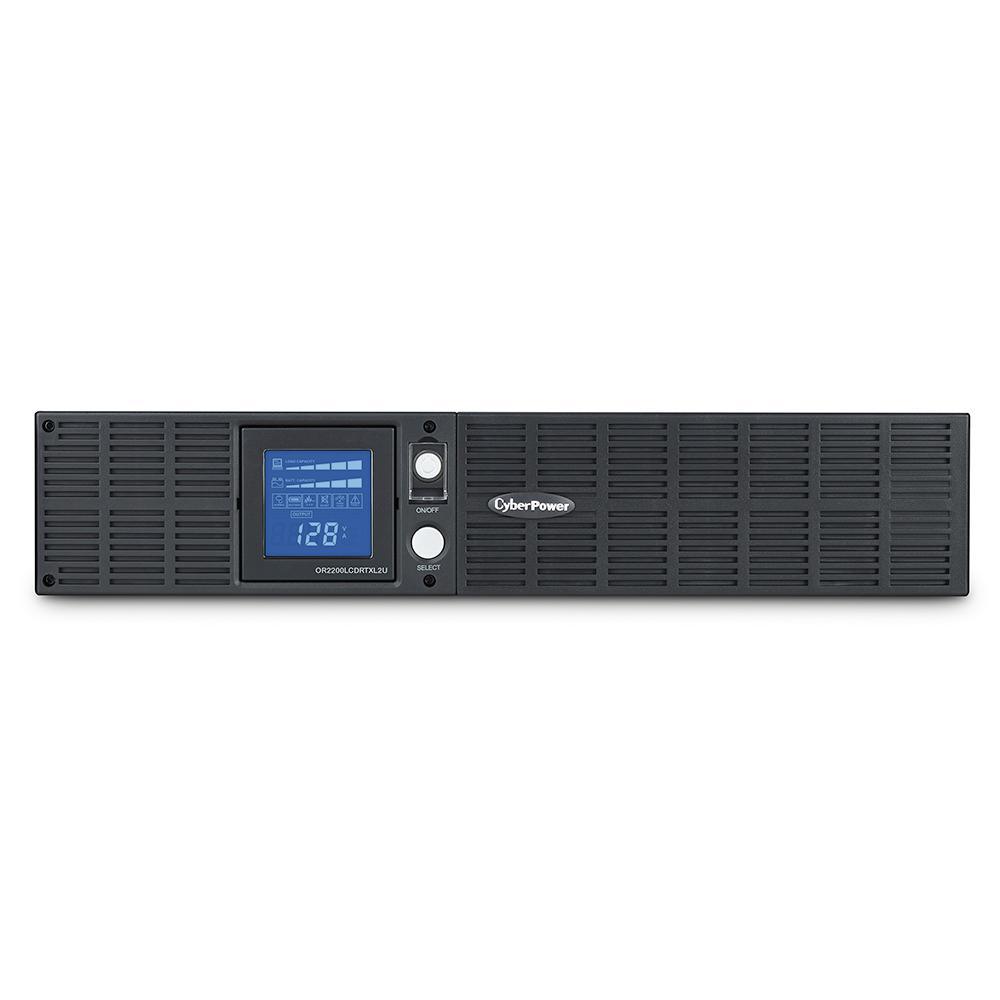 2190VA 120-Volt 8-Outlet Rack/Tower UPS