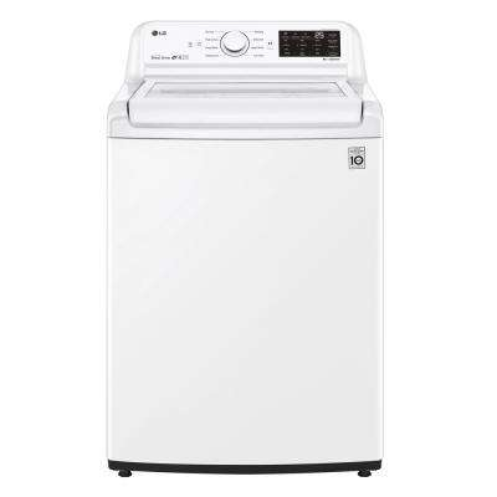 4.5 cu. ft. White Top Load Washing Machine