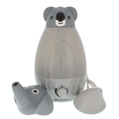 Family Ultrasonic Humidifier, Grey