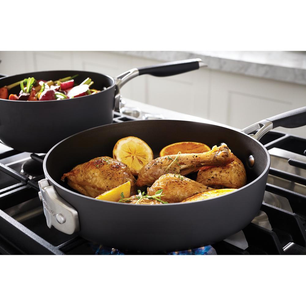 Calphalon Select 9 Piece E Saving Cookware Set 2058503