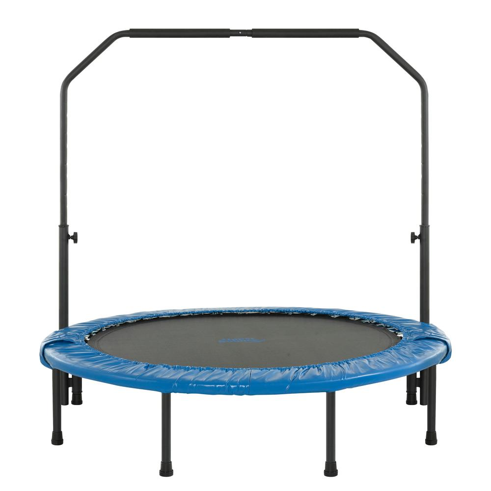 Upper Bounce 48 In. Mini Indoor/Outdoor Foldable