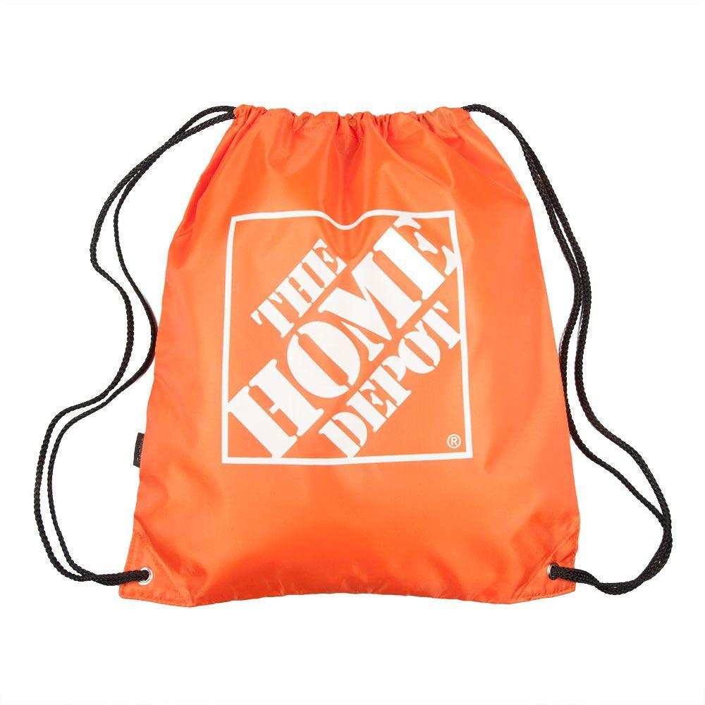 The Home Depot Orange Home Depot CinchPack The Home - The home depot logo