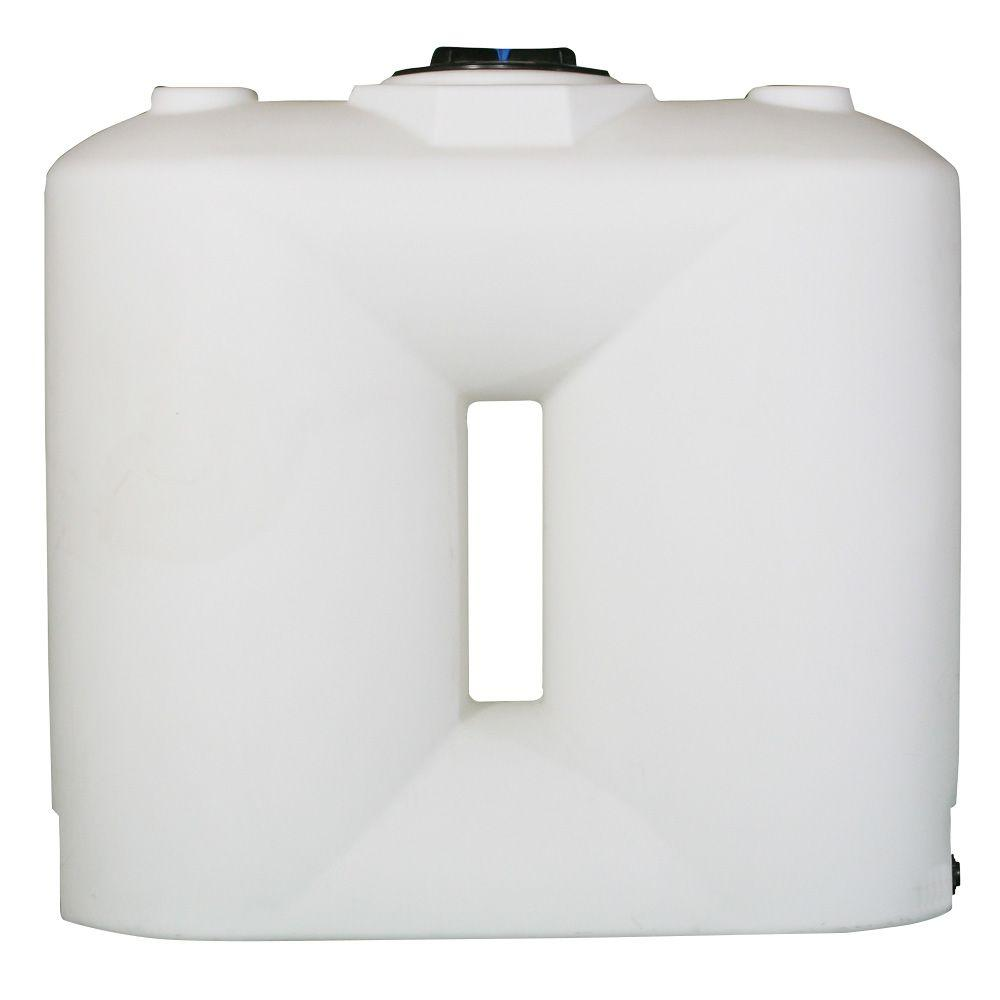500 Gallon Water Tank >> Norwesco 500 Gal Free Standing Water Tank 43616 The Home Depot