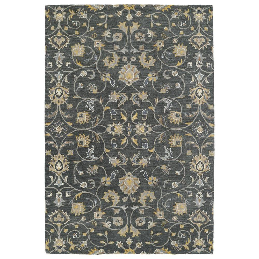 Middleton Graphite 3 ft. x 5 ft. Area Rug