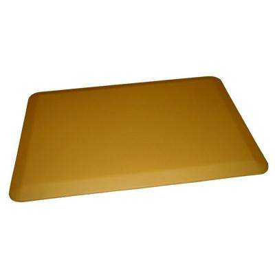 Comfort Craft Triathalon Lion 24 in. x 36 in. Poly-Urethane Anti-Fatigue Kitchen Mat