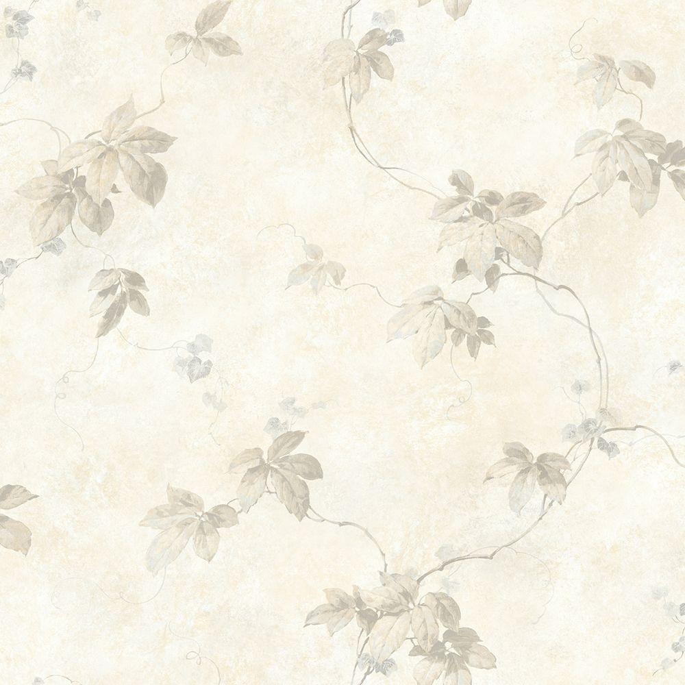 Trebah Grey Virginia Creeper Trail Wallpaper