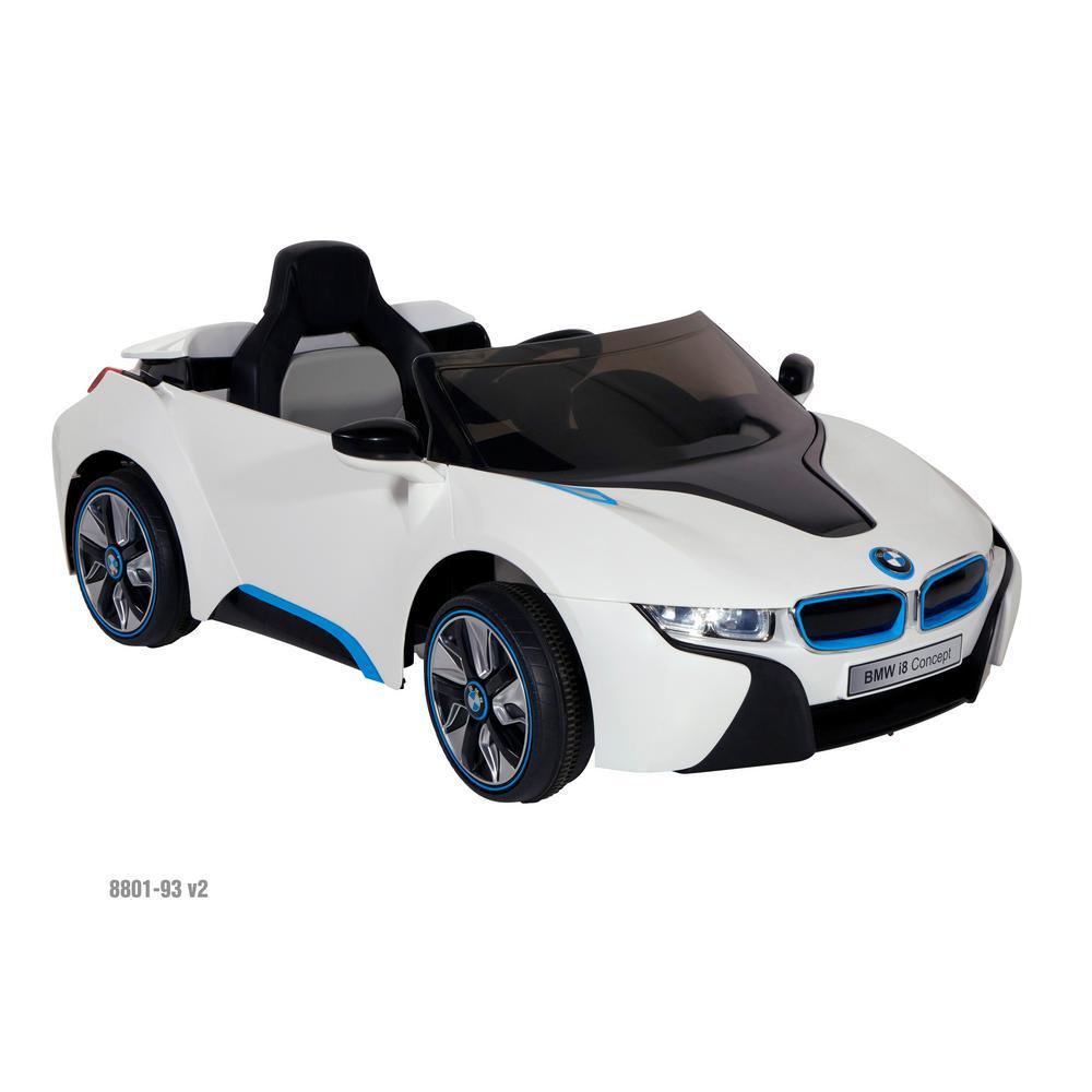 Kids Ride On Bmw 6 Volt I8 Concept Car