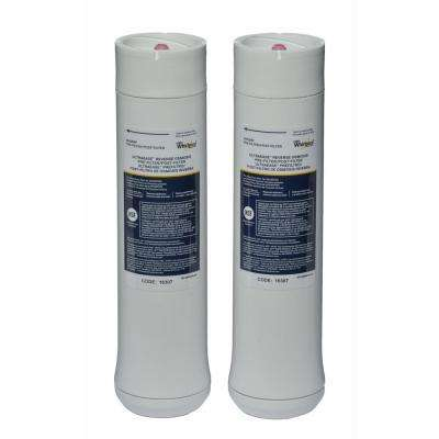 UltraEase Reverse Osmosis Replacement Pre-Filter/Post-Filter Set