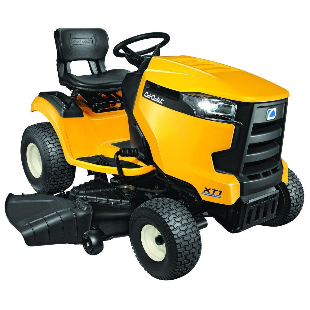 Cub Cadet XT1 Enduro Series LT 50 in. 24 HP V-Twin Kohler Hydrostatic Gas Front-Engine Lawn Tractor