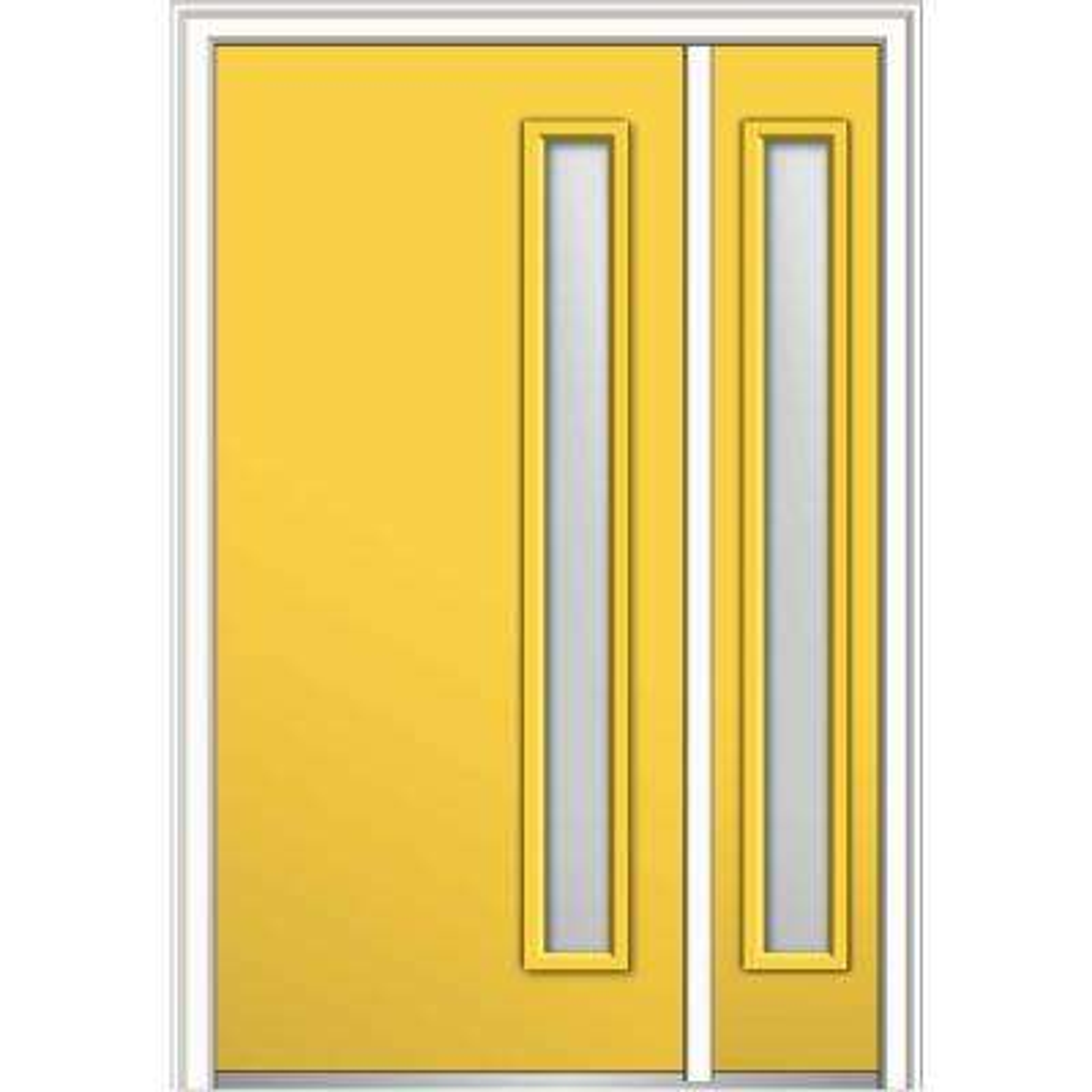 48 x 80 - Front Doors - Exterior Doors - The Home Depot