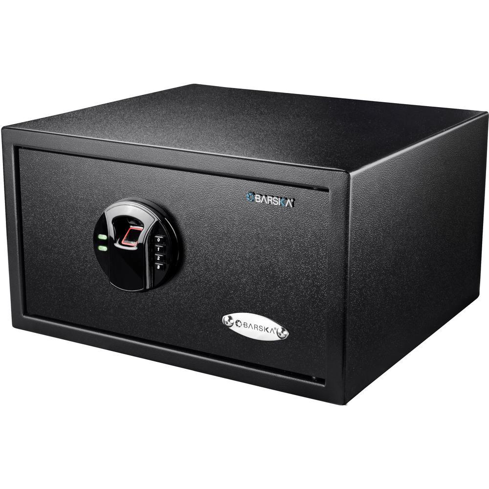 HQ200 Biometric Keypad Safe