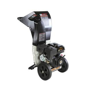 Brush Master 5 inch x 3.5 inch Dia 18 HP 457cc Feed, Unique 3-in-1 Discharge, 120-Volt Electric Start Pro-Duty Chipper... by Brush Master