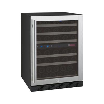 FlexCount Series 56-Bottle Dual Zone Convertible Wine Cellar
