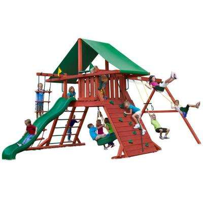Sun Valley I Cedar Playset
