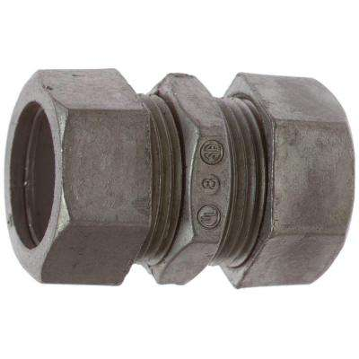 2 in. Electrical Metallic Tubing (EMT) Compression Coupling (Case of 5)
