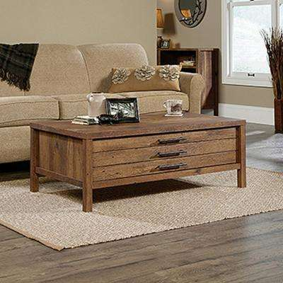 New Grange Vintage Oak Coffee Table