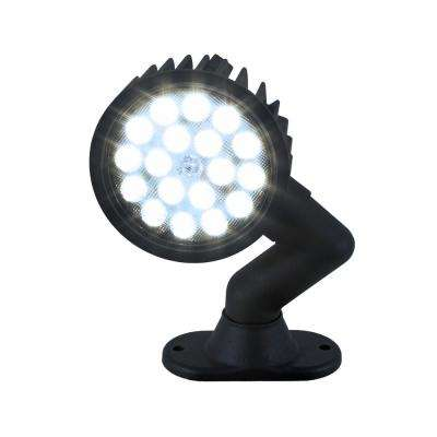 18-Clear LED 5 in. Round Flood Light