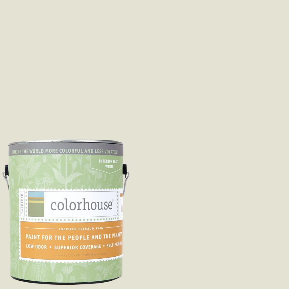Colorhouse 1 gal. Bisque .03 Flat Interior Paint