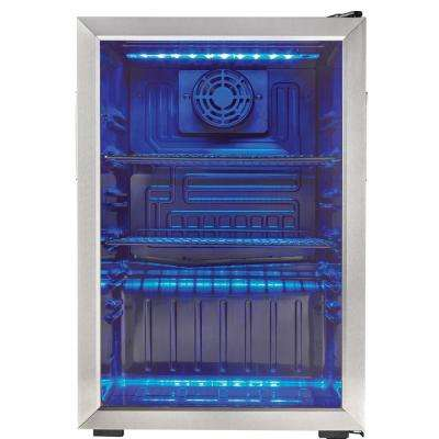 17.5 in. 95 (12 oz.) Can 2.6 cu. ft. Free-Standing Cooler