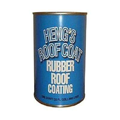 Roof Coating Rubber Roof Quart