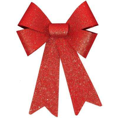 Christmas Ribbon - Indoor Christmas Decorations - The Home Depot f01e17f5a0ad
