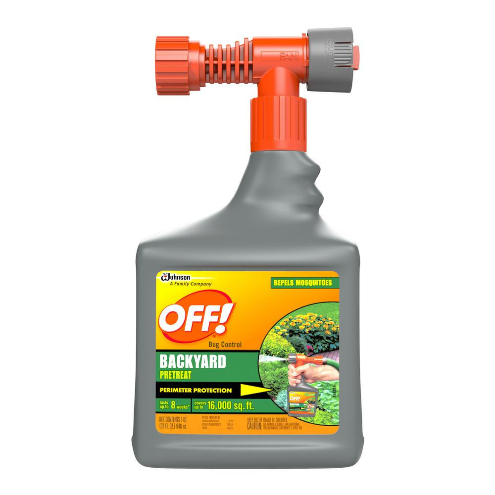 Bug Control Backyard Pretreat 621878   The Home Depot