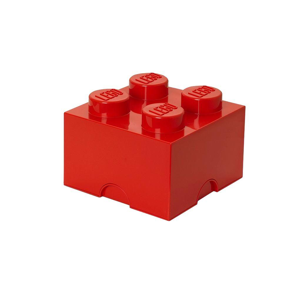 Lego Bright Red Stackable Box