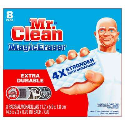 Extra Power Magic Erasers (8-Pack, Case Of 6)