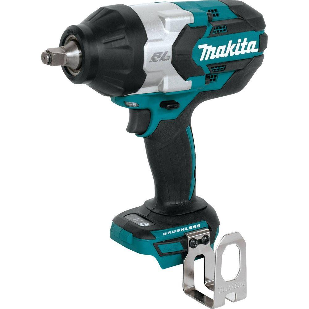Makita 18 Volt Lxt Lithium Ion Brushless Cordless High Torque 1 2 In