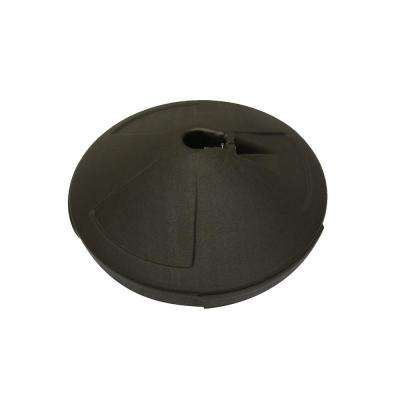 1.7 lb. Patio Umbrella Base in Bronze