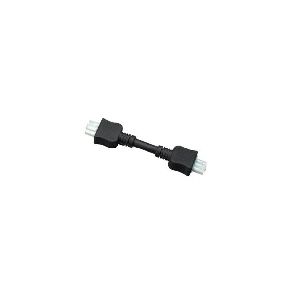 Vivid LED 6 in. Black Connector Cord