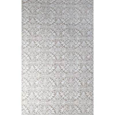Anatalya Tonal Grey 5 ft. x 8 ft. Area Rug