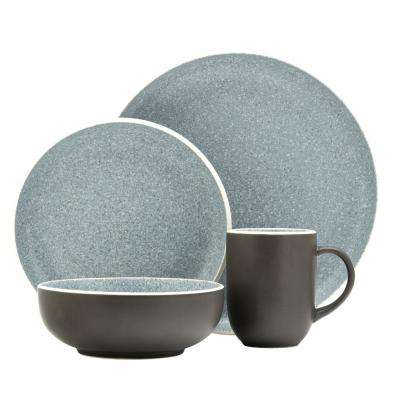 Tailor Granite 16-Piece Dinnerware Set