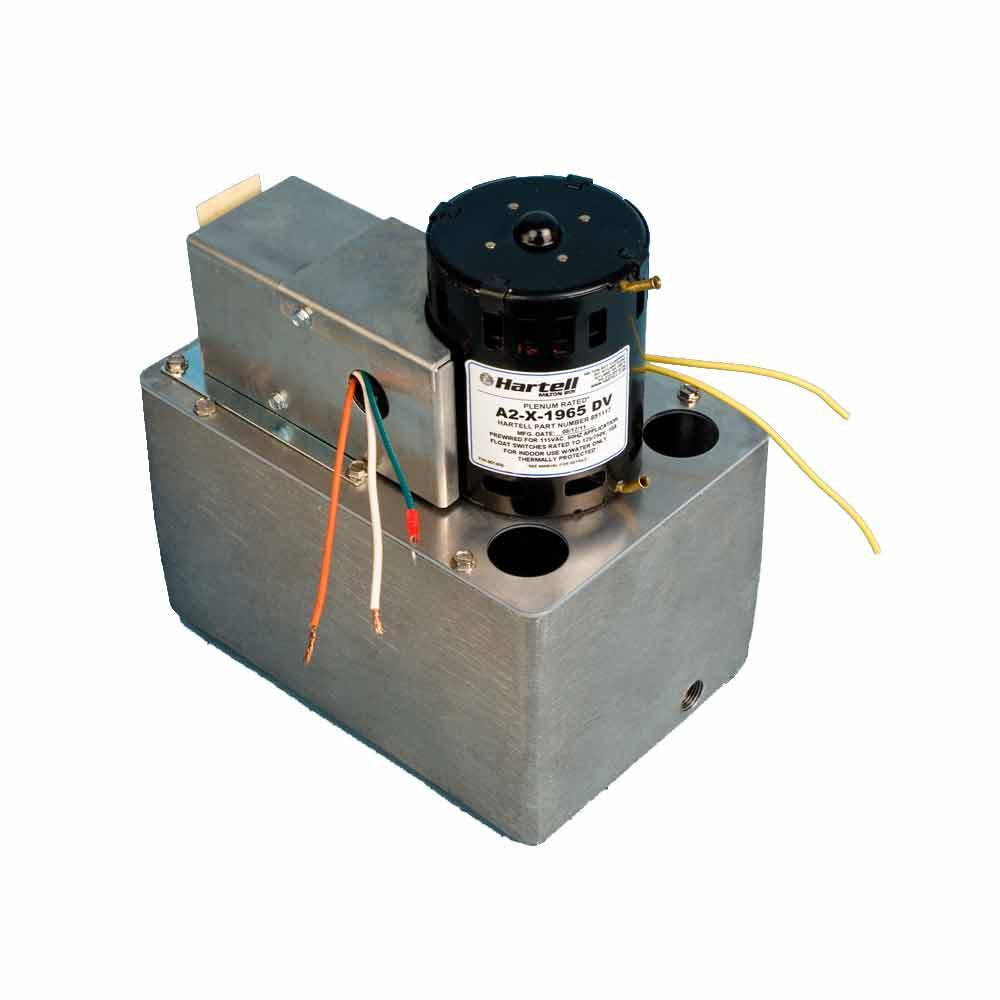 Hartell Plenumplus 115 230 Dual Voltage Solid Cast
