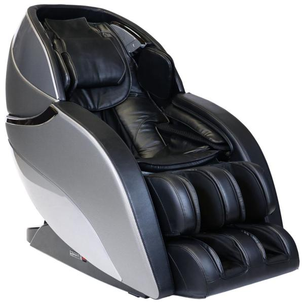 Infinity Infinity Genesis Black 3D Massage Chair with Zero Wall Technology