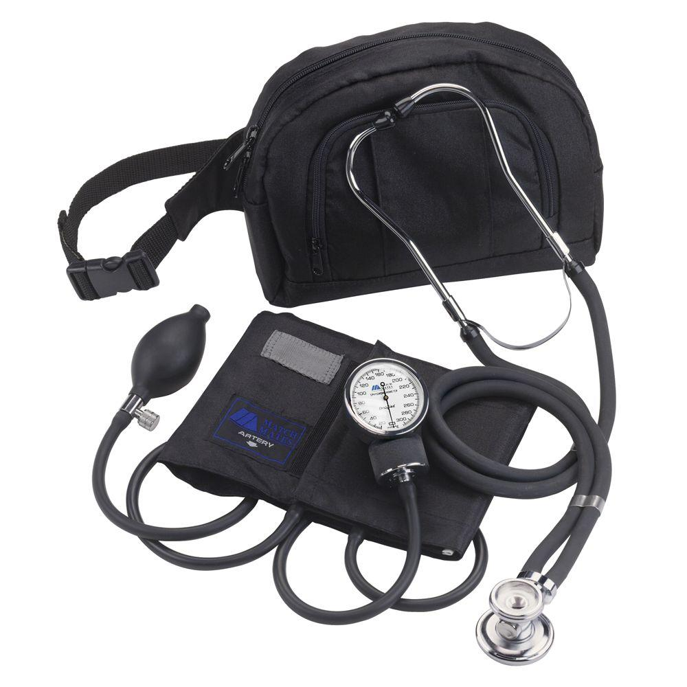 MatchMates Fanny Pack Combination Kit in Black