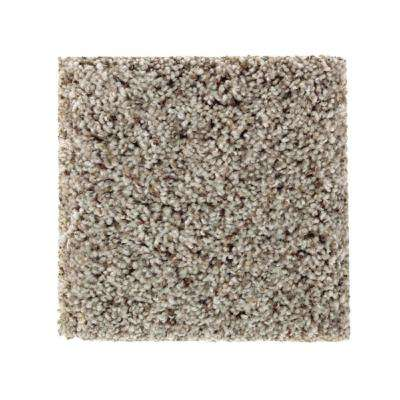 San Rafael II (F1) - Color Rocky Path Texture 12 ft. Carpet