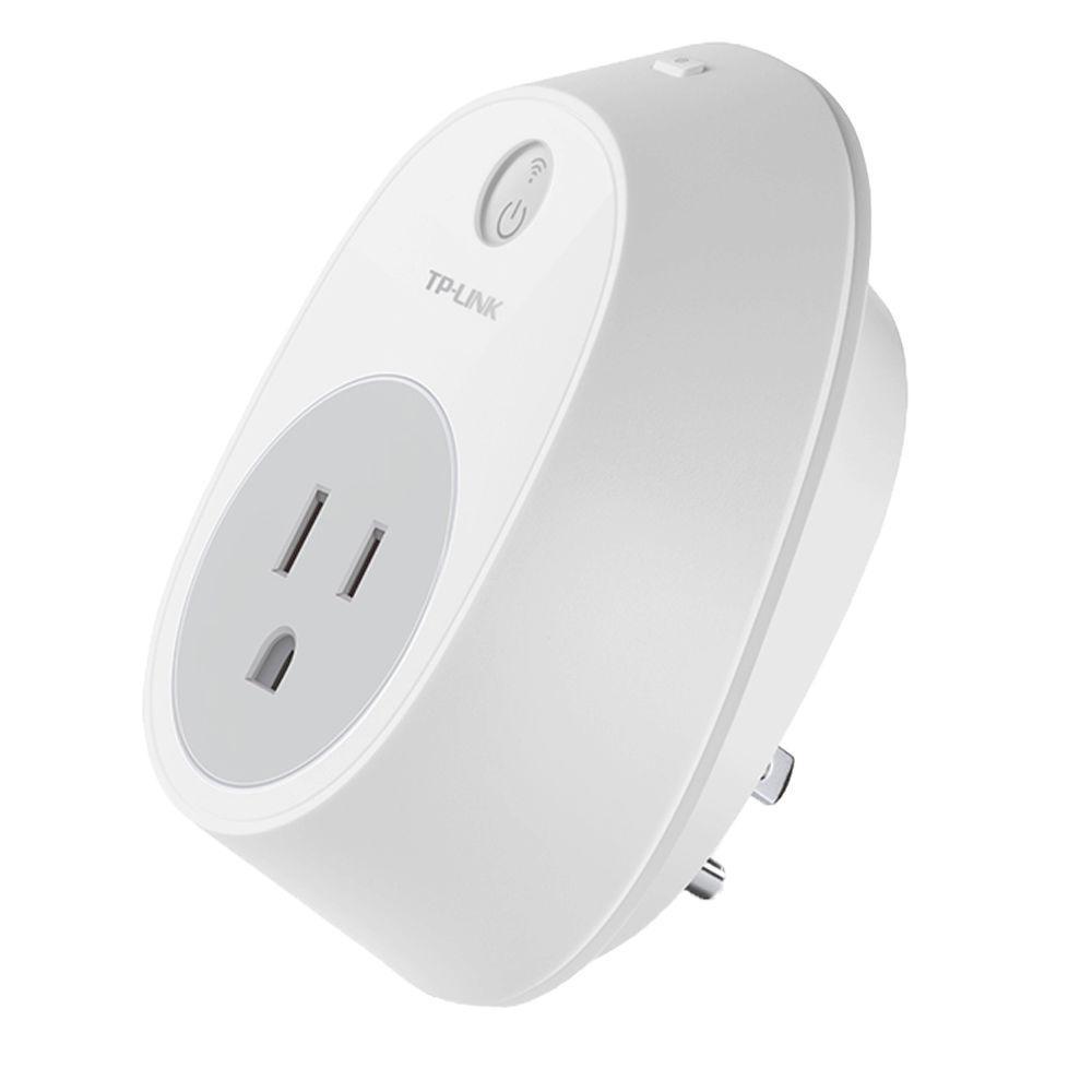 TP-LINK Wi-Fi Smart Plug, Works with Alexa