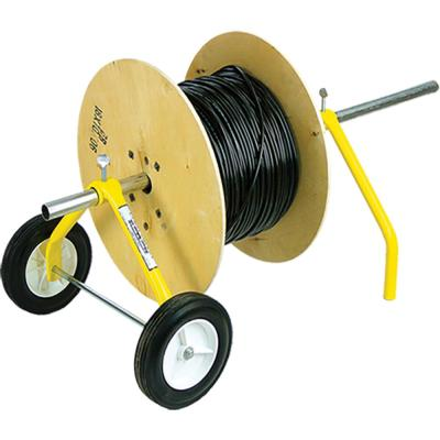Wire Romex Spinne Dispenser Stud Wall Mounted Reel for Electricians