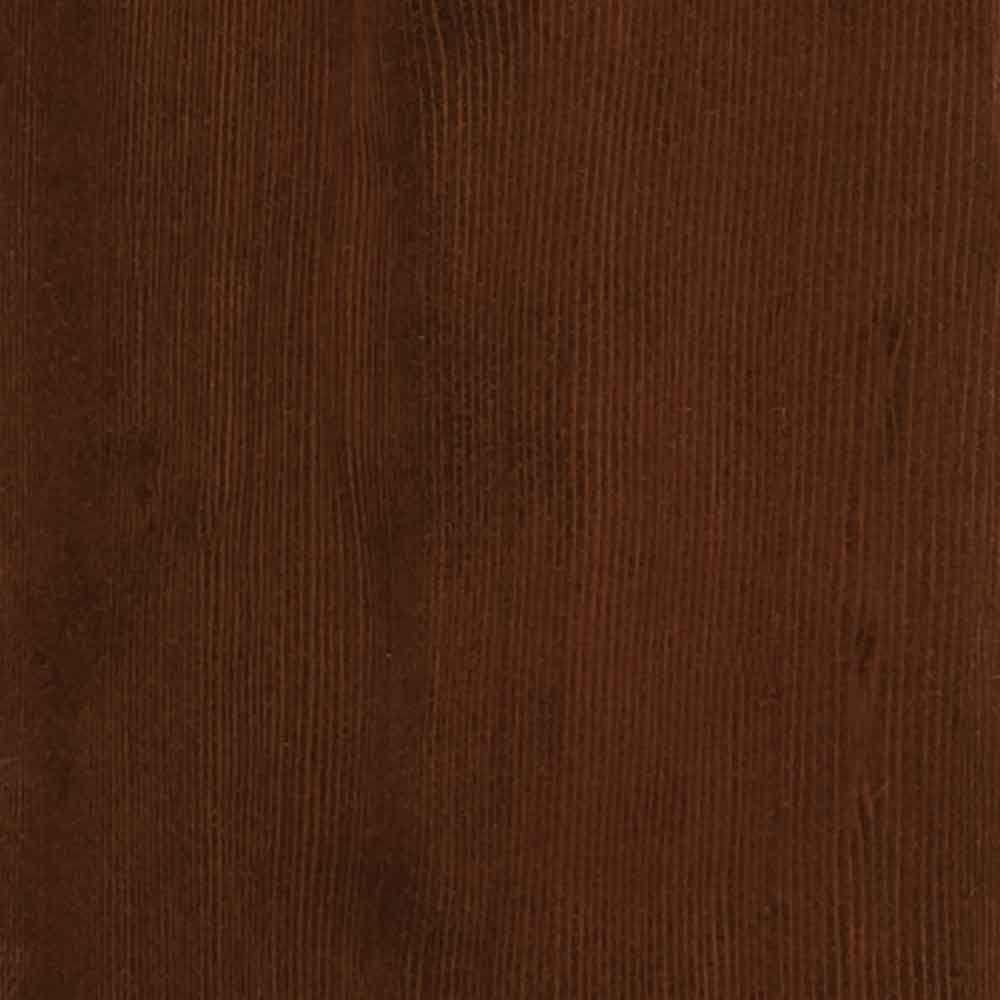 4 in. x 3 in. Wood Garage Door Sample in Fir with Dark Oak 009 Stain