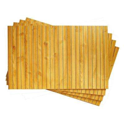 14 In X 32 In X 48 In Dpi Pendleton Wainscot Panel 4 Pack