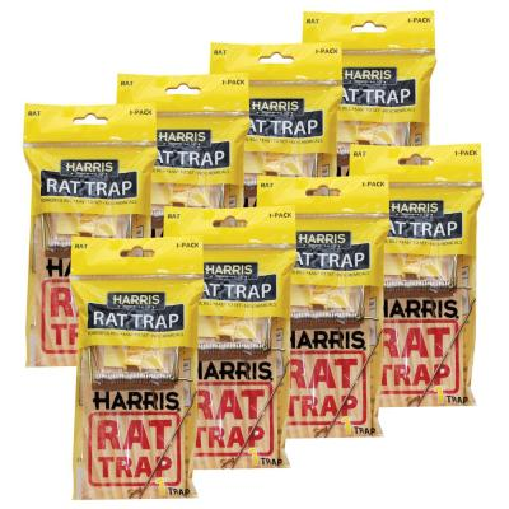 Rat Snap Trap (8-Pack)