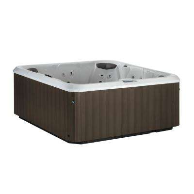 Estrella 7-Person, 42-Jet Hot Tub with Bucket Seating