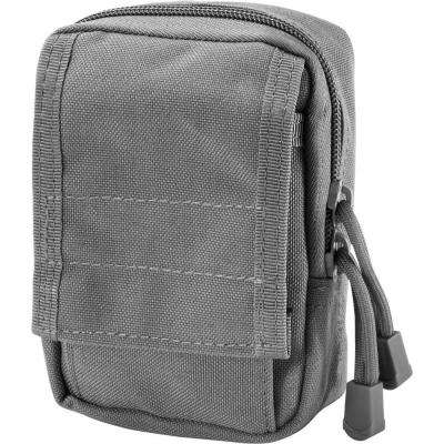 Loaded Gear CX-800 MOLLE Accessory Pouch in Gray