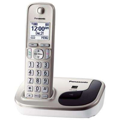 1-Handset Expandable Digital Cordless Phone