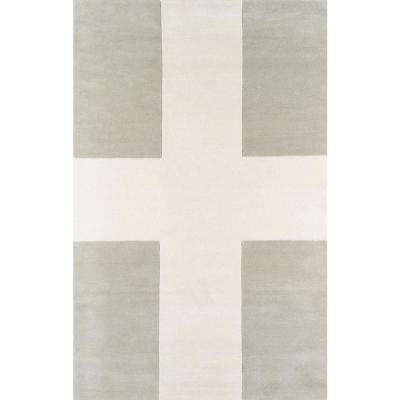 Chevalier Grey 9 ft. x 12 ft. Indoor Area Rug