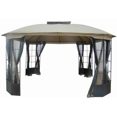 Westerly 13 ft. x 13 ft. Camel Gazebo