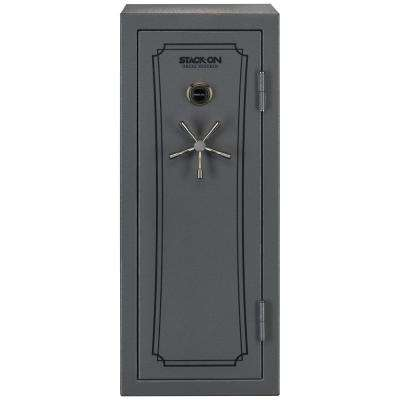 24-Gun Fire/Waterproof Combination Lock Safe, Gray Pebble